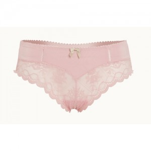 pink maternity french knickers